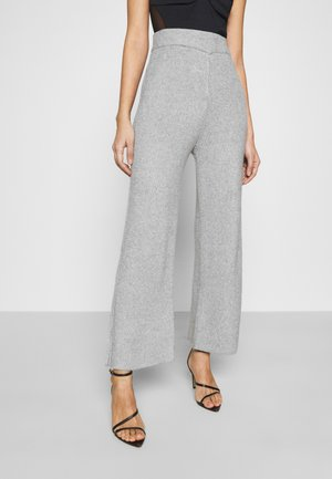 CULOTTE - Tracksuit bottoms - grey