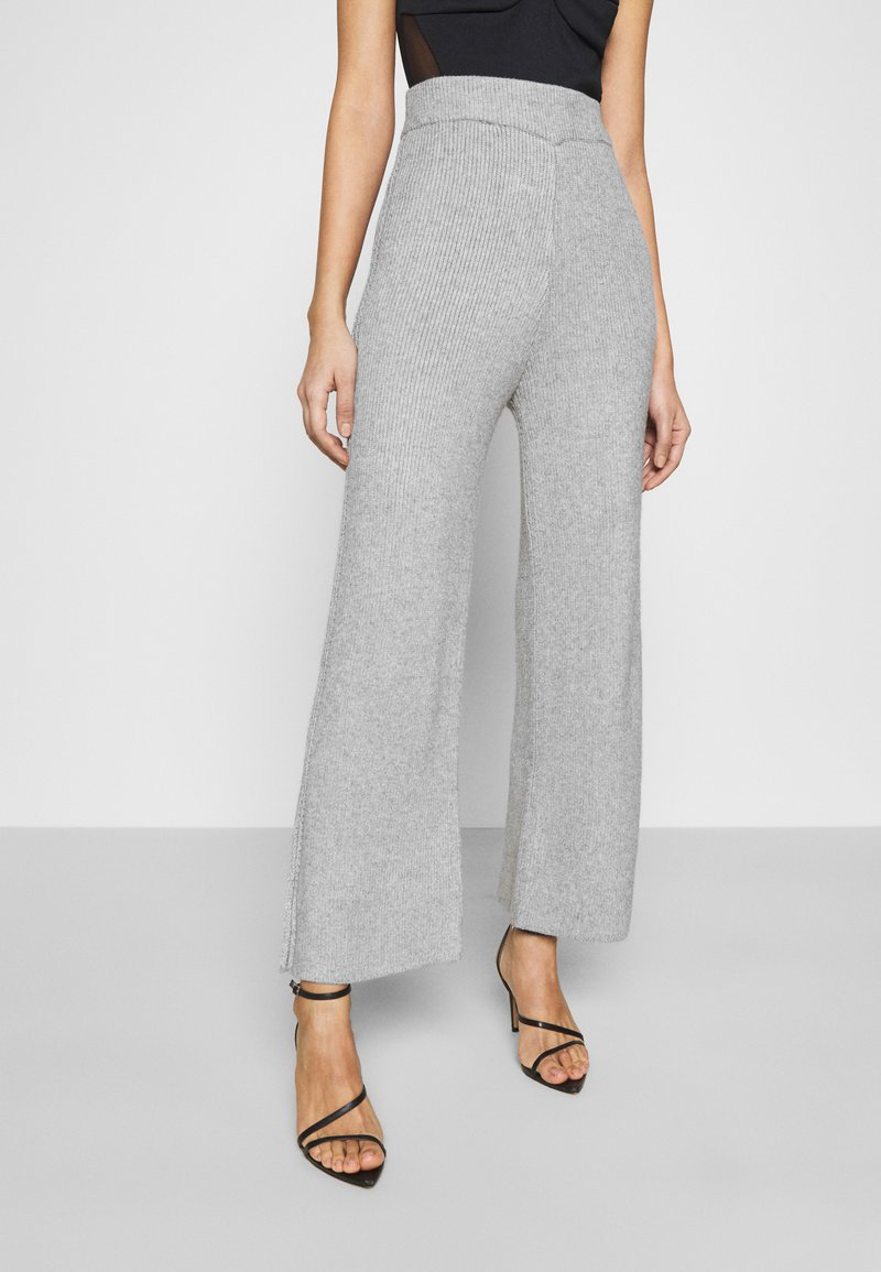 Missguided - CULOTTE - Joggebukse - grey