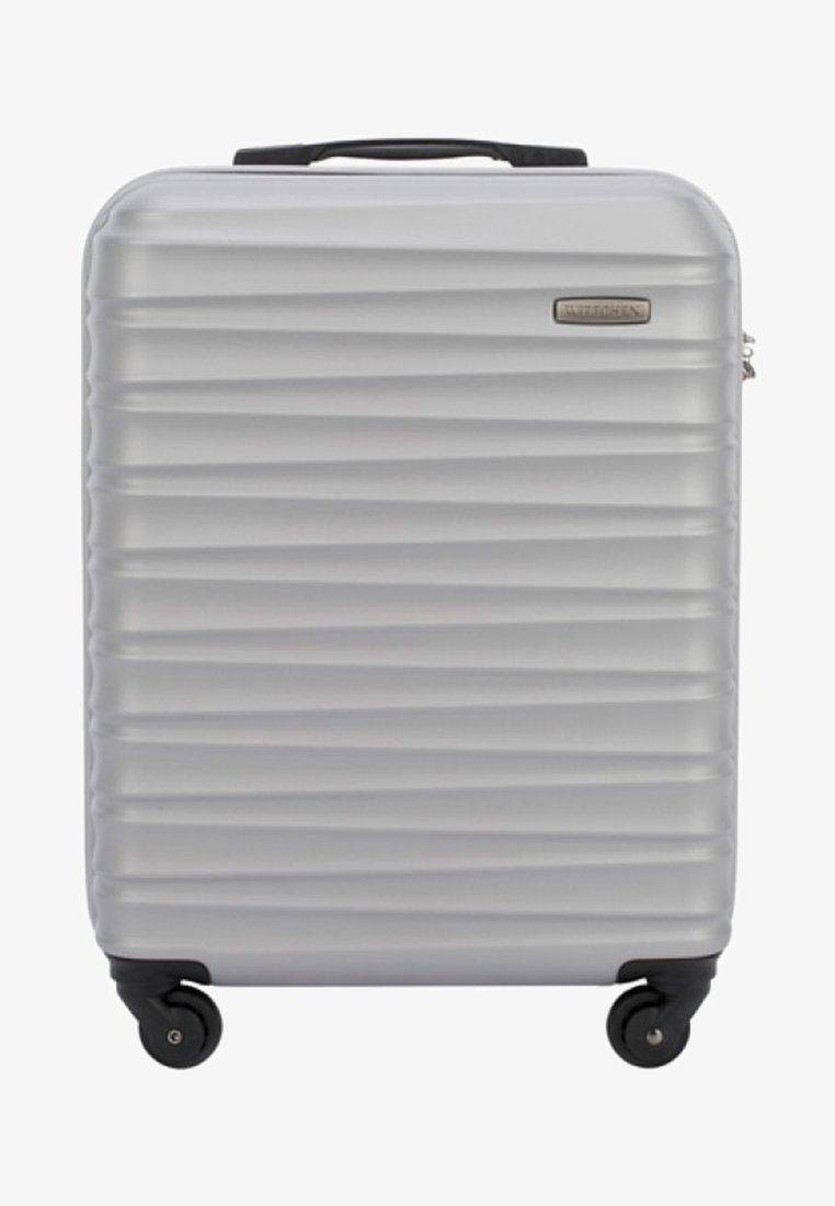 Wittchen - GROOVE LINE - Wheeled suitcase - grey