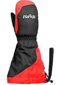 Reusch - Mittens - black/fire red - 1