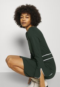 Anna Field - Shift dress - dark green - 3