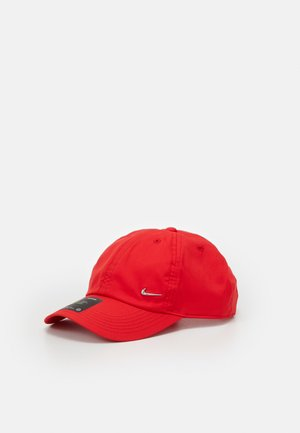 HERITAGE UNISEX - Cap - university red/silver