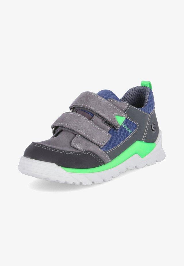 MARV - First shoes - grau - blau