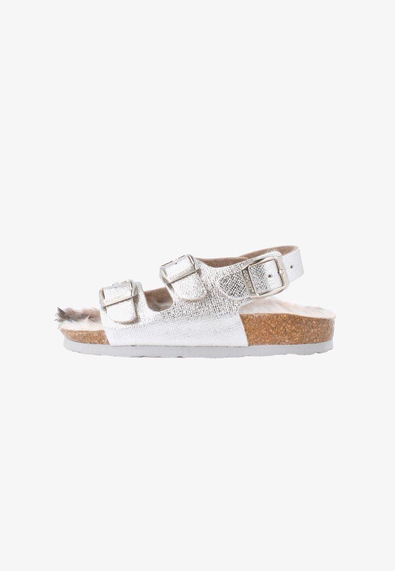 Genuins - Walking sandals - silber