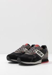 Replay - GARWING - Sneakers basse - black/grey - 2