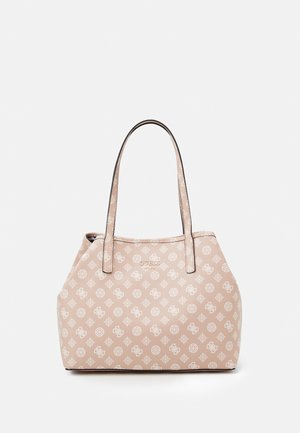 VIKKY TOTE SET - Handbag - blush