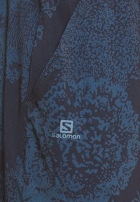 Salomon - COMET PANT  - Broek - dark blue - 2