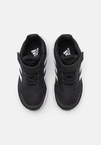 adidas Performance - DURAMO SL CLASSIC LIGHTMOTION RUNNING - Sports shoes - black/white - 3