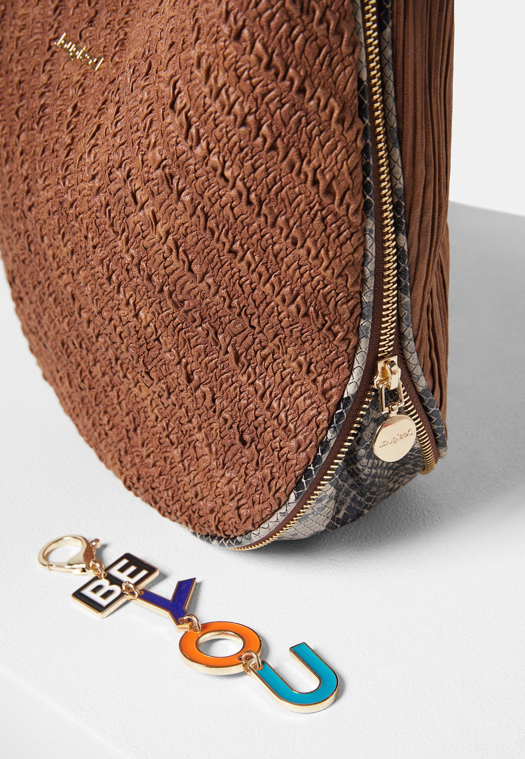 Desigual Handtasche - Brown/braun