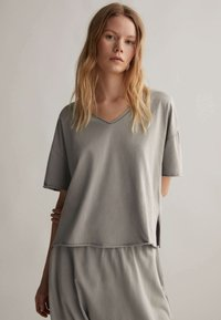 OYSHO - Pyjama top - grey - 0