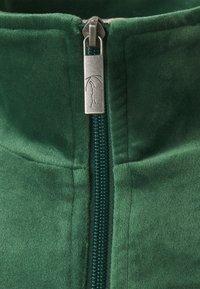 Karl Kani - SMALL SIGNATURE TRACK JACKET UNISEX - Training jacket - darkgreen - 3