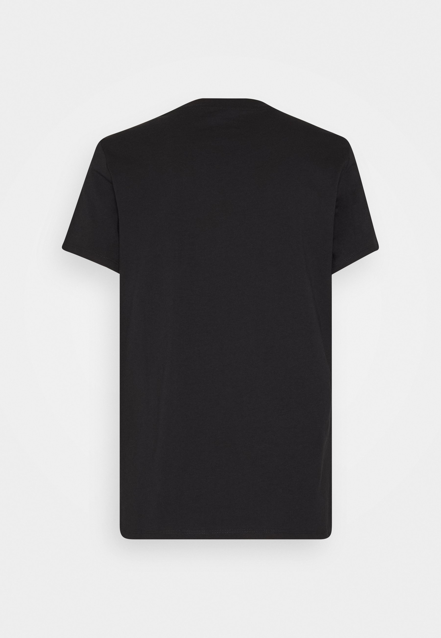 Esprit Core - T-shirts Med Print Black/svart
