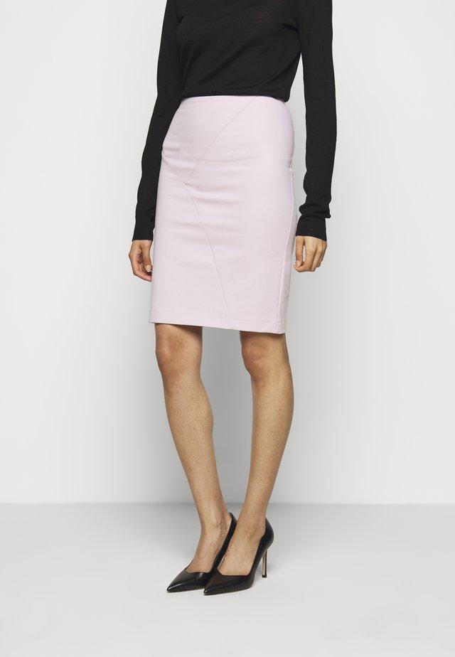 SKIRT  - Mini skirt - lilac tulle