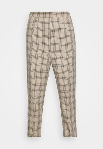 CASUAL CHECK TROUSER