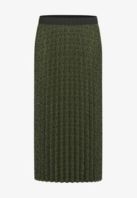 bianca - A-line skirt - green mix - 1