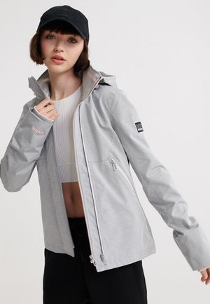 ESSENTIALS SD TECH VELOCITY - Training jacket - grey marl