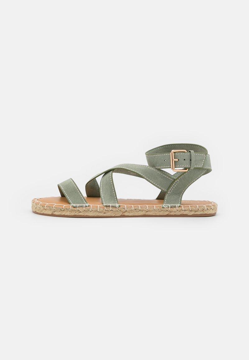 ONLY SHOES - ONLELLE LIFE  - Sandals - khaki