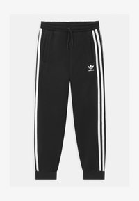 adidas Originals - UNISEX - Verryttelyhousut - black/white - 0