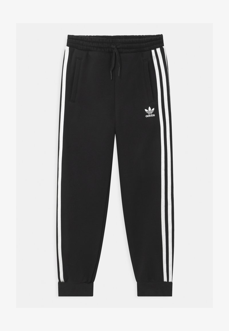 adidas Originals - UNISEX - Verryttelyhousut - black/white