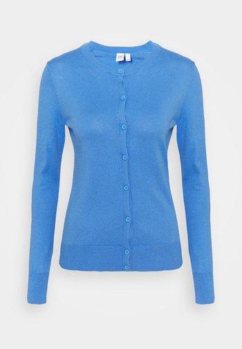 Cardigan - moore blue