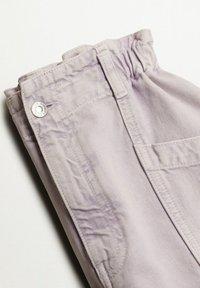 Mango - Kalhoty - lilac - 6