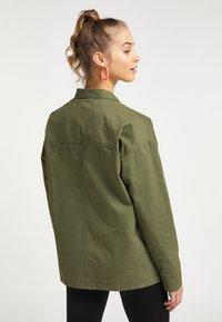 myMo - UTILITY  - Light jacket - militär grün - 2