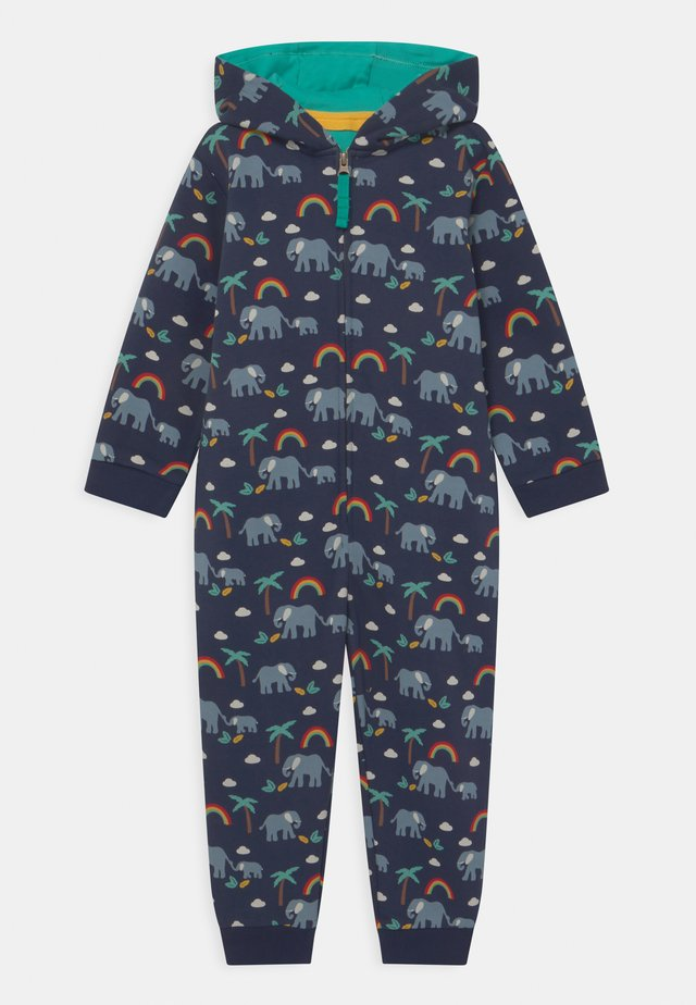 BIG SNUGGLE RAINBOW AND ELEPHANT UNISEX - Pijama - indigo