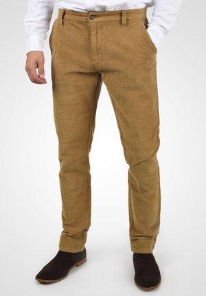 DENVER - Trousers - bronze