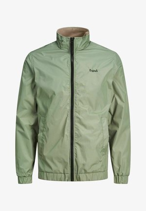 JORCOOPER - Light jacket - sea spray