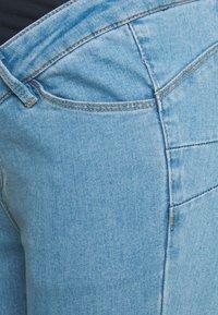 Missguided Maternity - MATERNITY SCUPLT DETAIL SINNER  - Jeans Skinny Fit - blue - 2