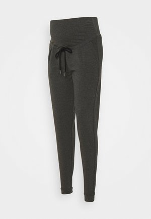 Tracksuit bottoms - charcoal