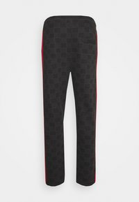 Nominal - CHECK TROUSER - Trousers - black - 6