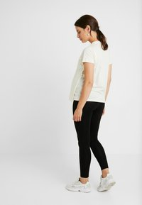 New Look Maternity - 2 PACK - Leggings - black - 2