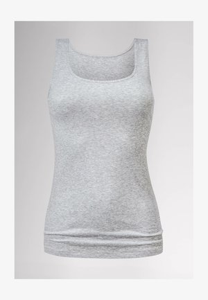 TOP SERIE COTTON PURE - Undershirt - grey melange