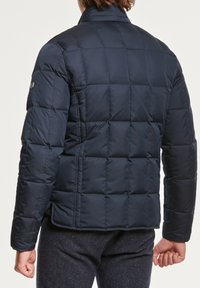 Morris - Down jacket - blue - 1