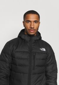 The North Face - ACONCAGUA HOODIE - Down jacket - black - 3