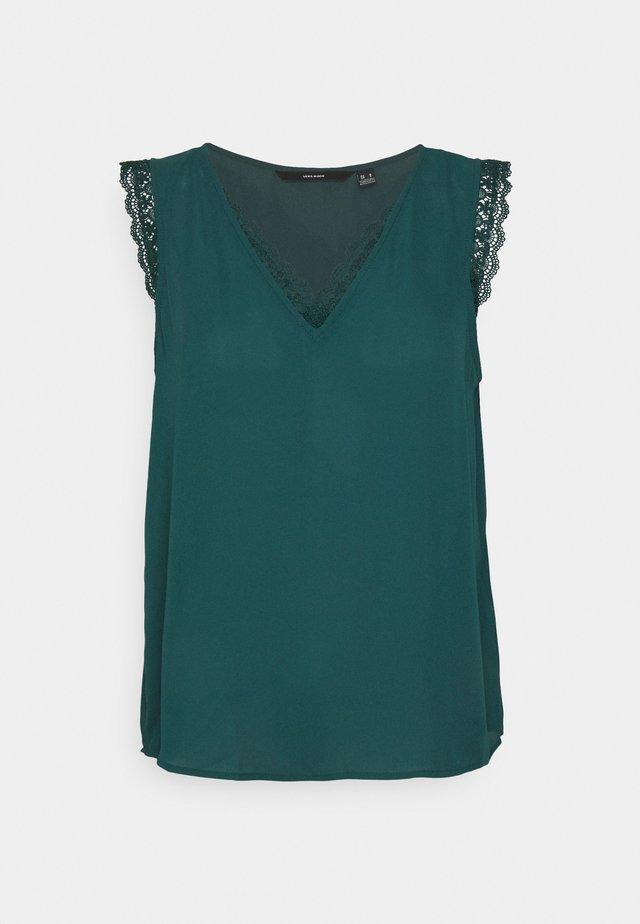 VMPOEL - T-shirt z nadrukiem - sea moss