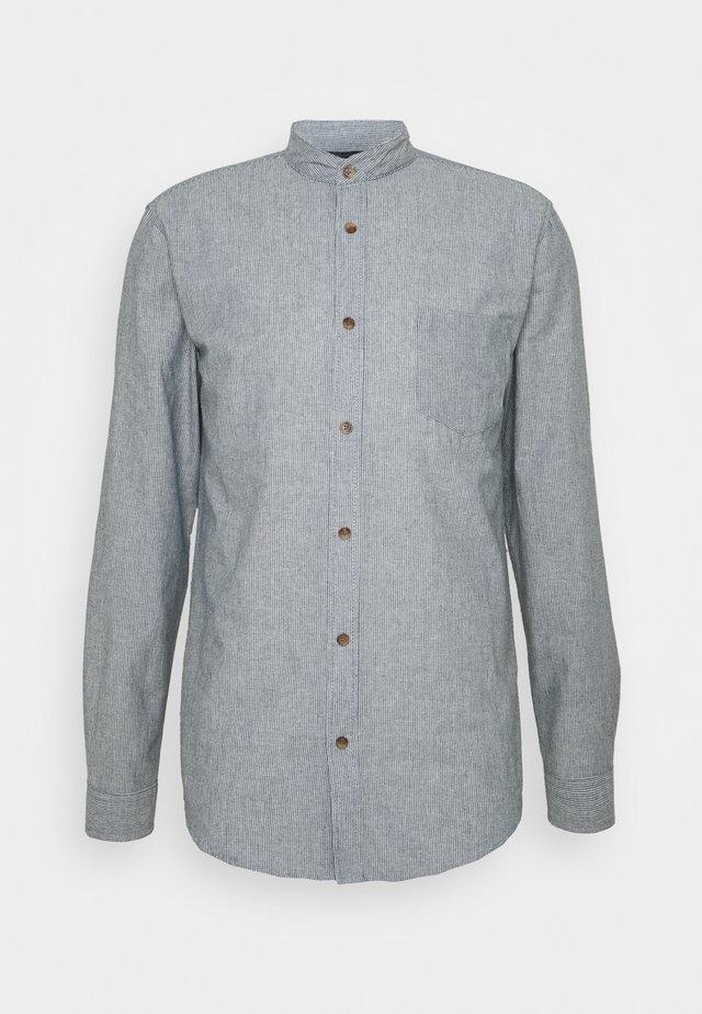 NELARSON SHIRT - Skjorta - light blue stripe