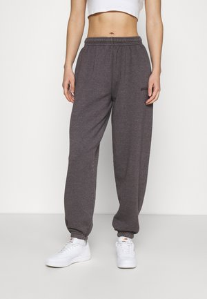 PANT - Tracksuit bottoms - grape