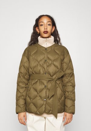 RUDY LINER LABEL - Winter jacket - army
