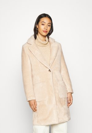 ONLCLAIRE COAT - Classic coat - warm taupe