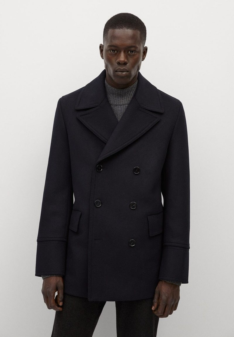 Mango - TINOF - Classic coat - navy blue
