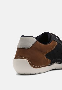 Rieker - Šněrovací boty - pazifik/mandel/cement - 4