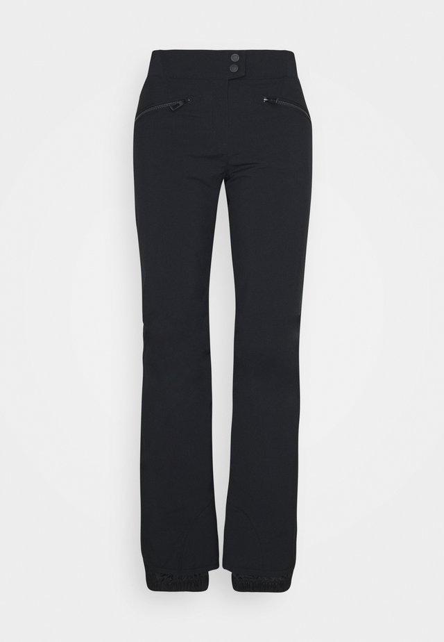 CLASSIQUE PANT - Pantalón de nieve - black