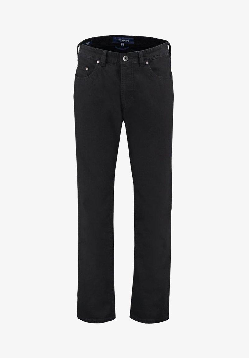 Atelier Gardeur - NEVIO - Straight leg jeans - schwarz