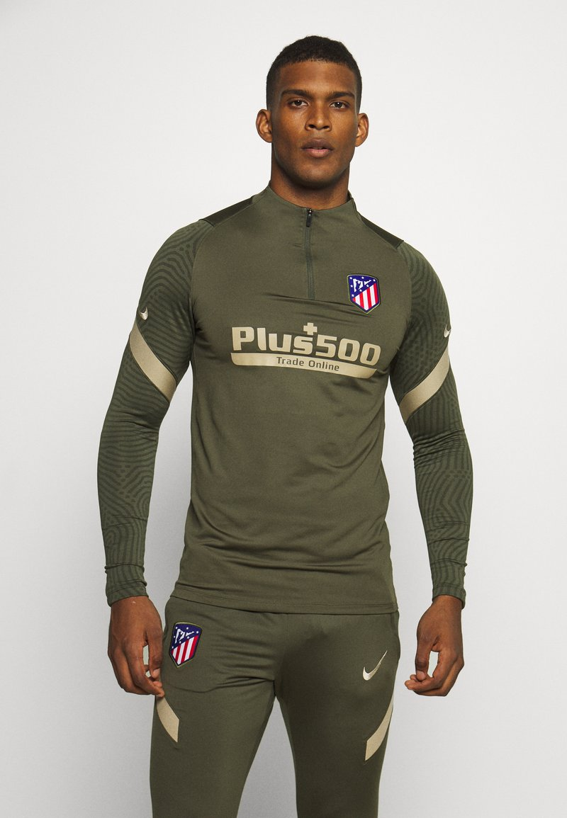 Nike Performance - ATLETICO MADRID DRY - Article de supporter - cargo khaki/khaki