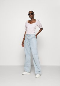 Abercrombie & Fitch - MIMOSA BLOUSE - Blouse - white - 1