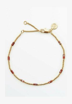 MIT ROSA STEINEN  - Bracelet - gold