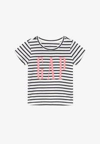 GAP - TODDLER GIRL LOGO  - T-shirt print - navy - 2