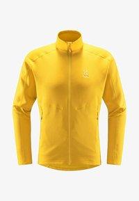 Haglöfs - HERON  - Fleece jacket - pumpkin yellow - 4